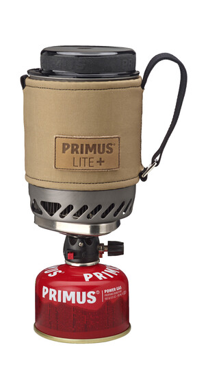 Primus Lite Plus Campingkoker beige/grijs